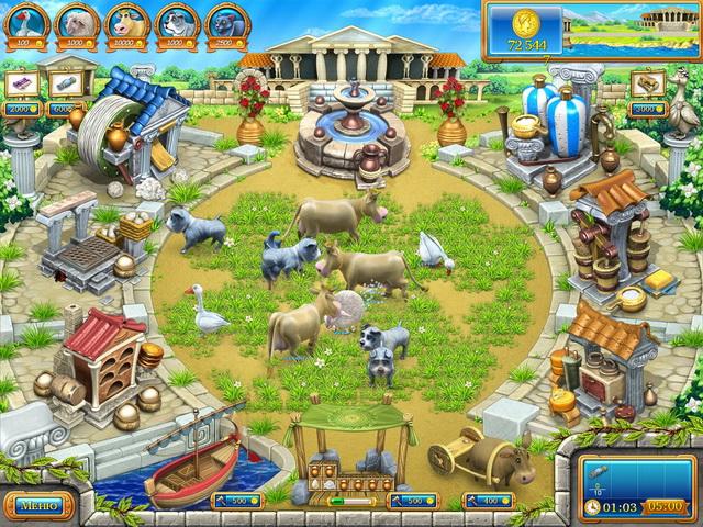 Игры сто фермы